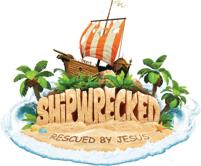 "Vacation Bible School ""Shipwrecked"""