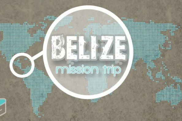 Belize High School Mission Trip