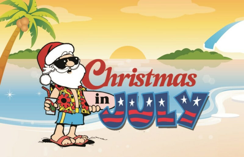 Youth - FUEL: Christmas in July